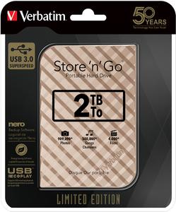 Disco duro Store 'n' Go USB 3.0 Edición Aniversario