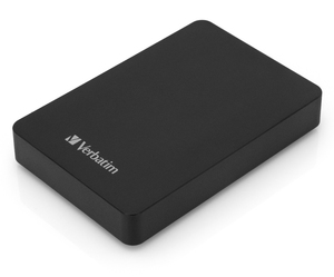Store 'n' Go USB 3.0 Hard Drive with SD Card Reader