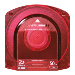 Mitsubishi Professional Disc 50 GB ‑ 5‑pack